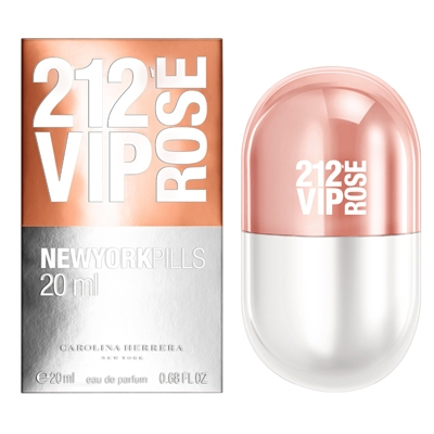 212 VIP Rose edp 20ml (női parfüm)