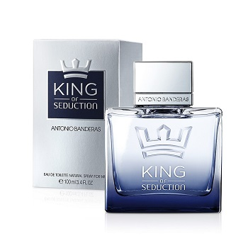 Antonio Banderas - King of Seduction edt 100ml (férfi parfüm)