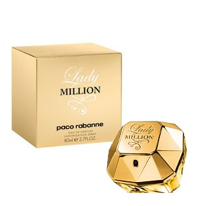 Paco Rabanne - Lady Million edp 80ml (női parfüm)